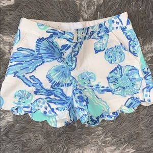 Lilly Pulitzer- The Buttercup Short